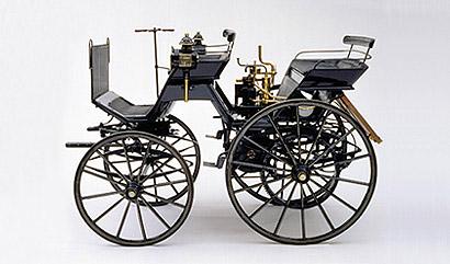 Mercedes-Benz Cyprus - Passenger Cars - History - 1886-1900