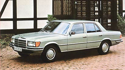 Mercedes benz cyprus passenger cars history 1968 1975 for Mercedes benz history name